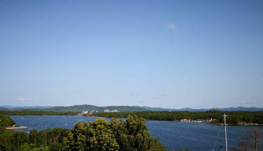 2019 GW伊勢志摩キャンプ 3日目:海を見下ろす最高の立地 志摩半島のともやまキャンプ場