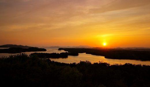 2019 GW伊勢志摩キャンプ 4日目:次郎六郎海水浴場と英虞湾シーカヤックツアー