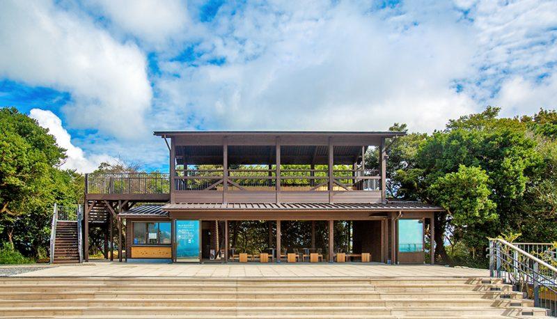 横山展望台 横山天空カフェテラス 志摩ミラドール
