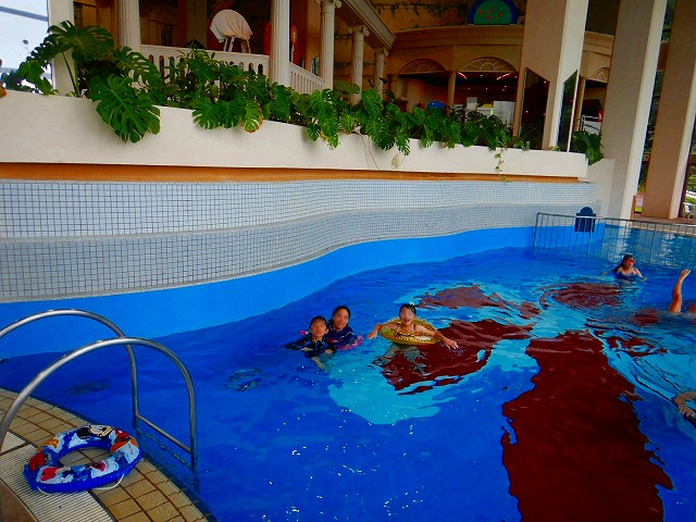 ニュー銀水屋内プール