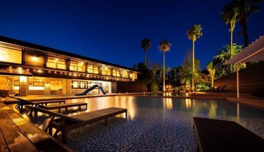 【伊豆】短い夏休み。リゾート感あふれるプールのある宿に泊まろう【海水浴】